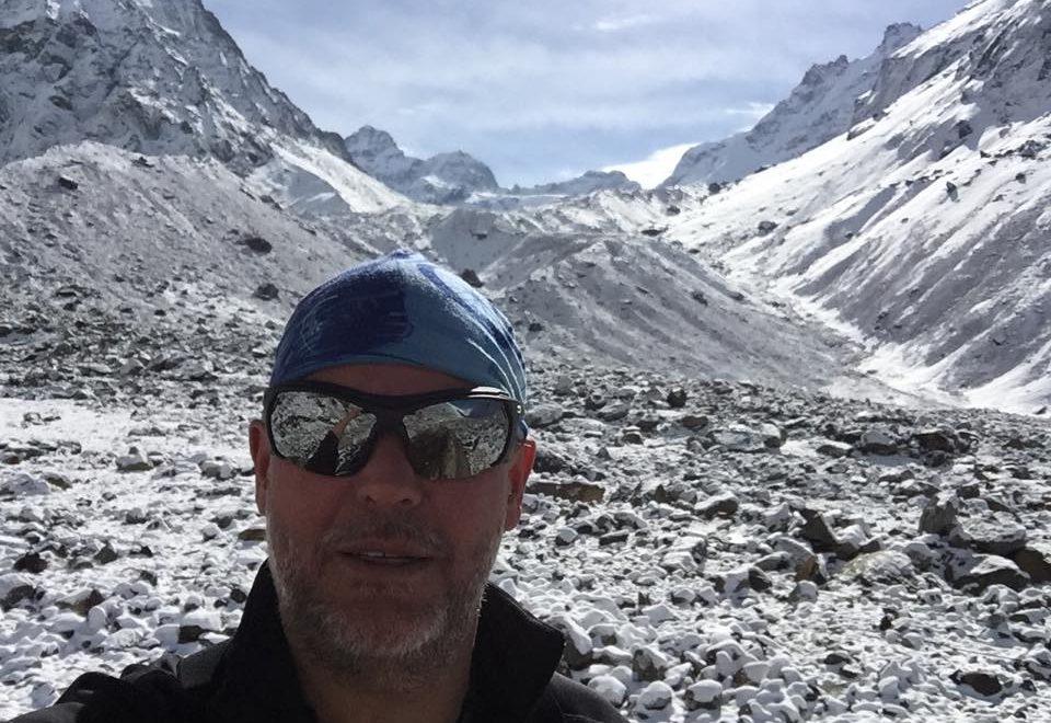 Hardlopen voor Nepal